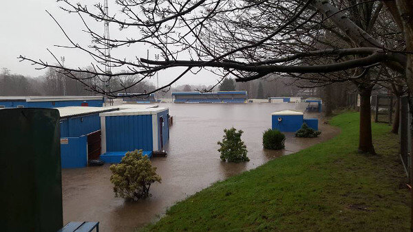 BOXING DAY FLOOD 2015
