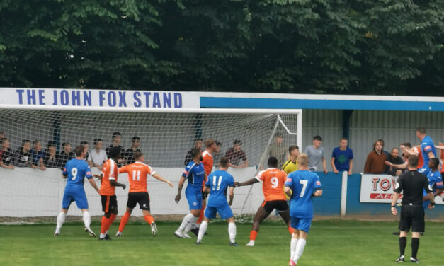 REPORT – RAMMY 0-0 GLOSSOP NORTH END