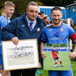 JAMIE ROTHER CLOCKS UP 150 APPEARANCES