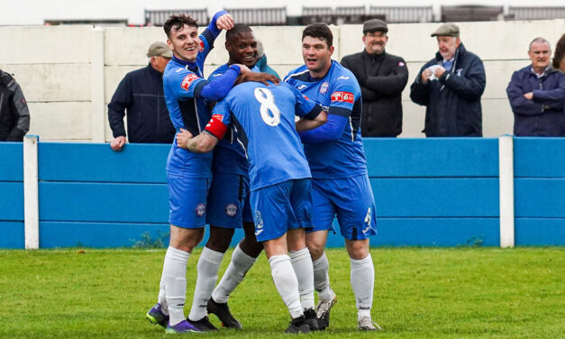 REPORT – RAMMY 4-0 NEWCASTLE TOWN
